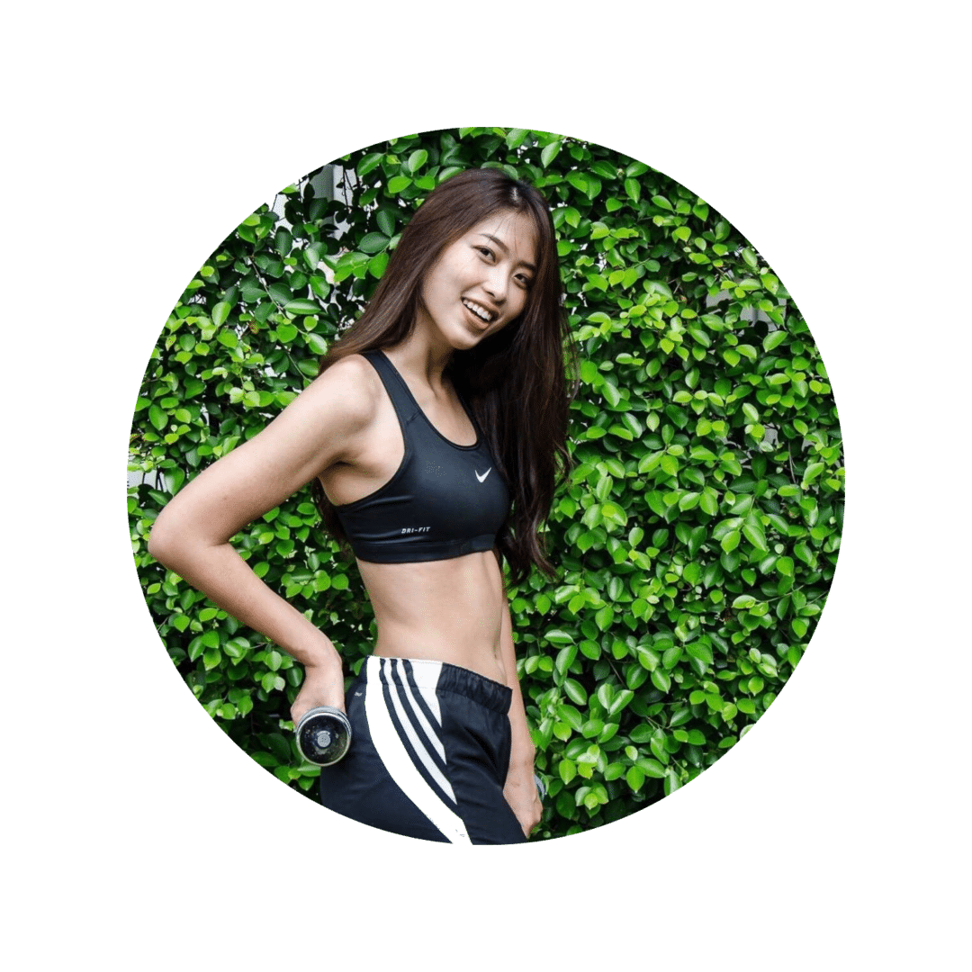 First preparing steps to becoming healthier and stronger • 3