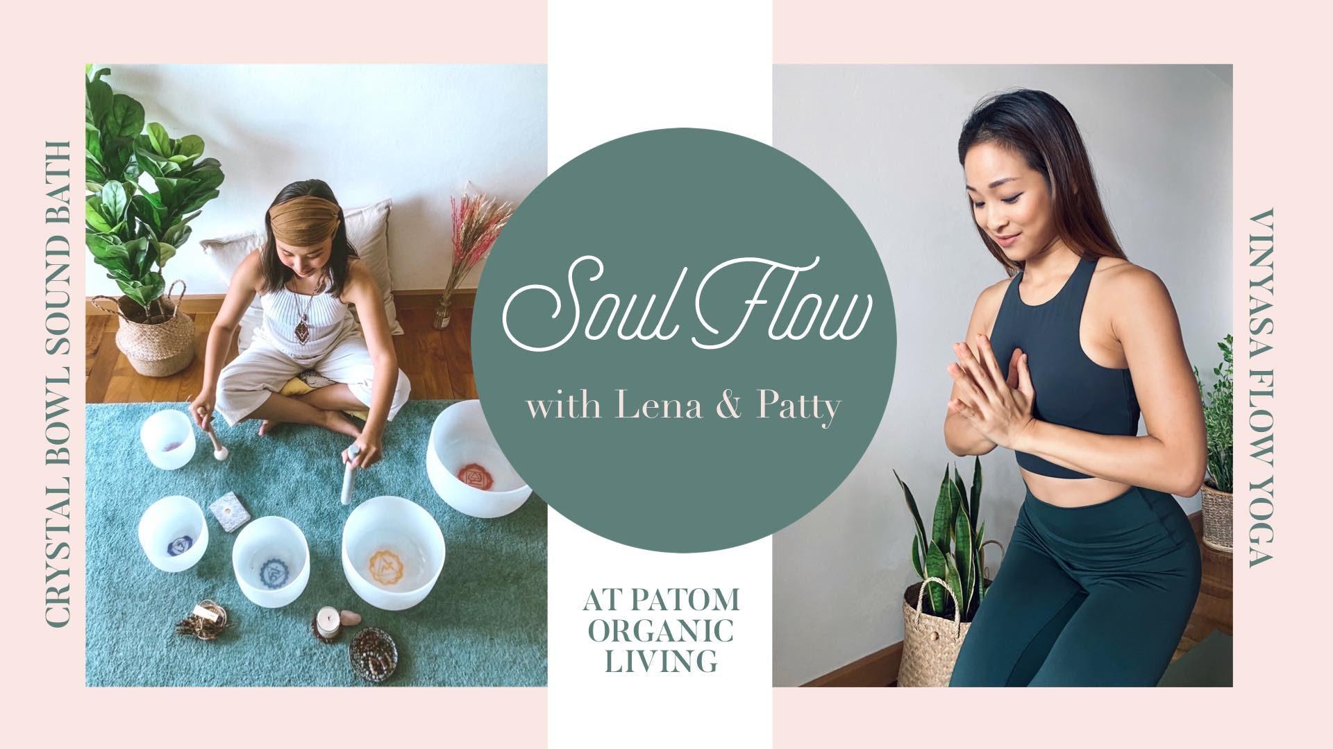 SOUL FLOW • Yoga + Sound Bath • 107848760 172905350937884 3784464314689933324 o