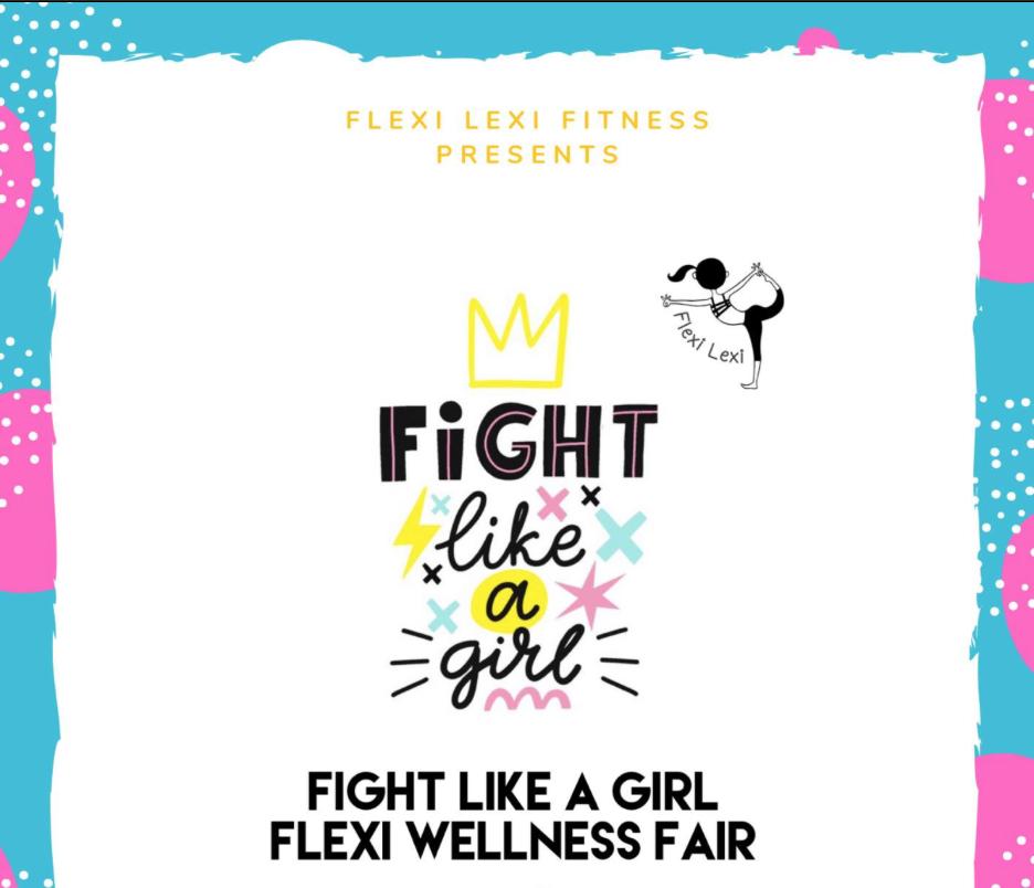 Fight Like A Girl Flexi Fitness Fair • Screen Shot 2020 10 24 at 15.25.06