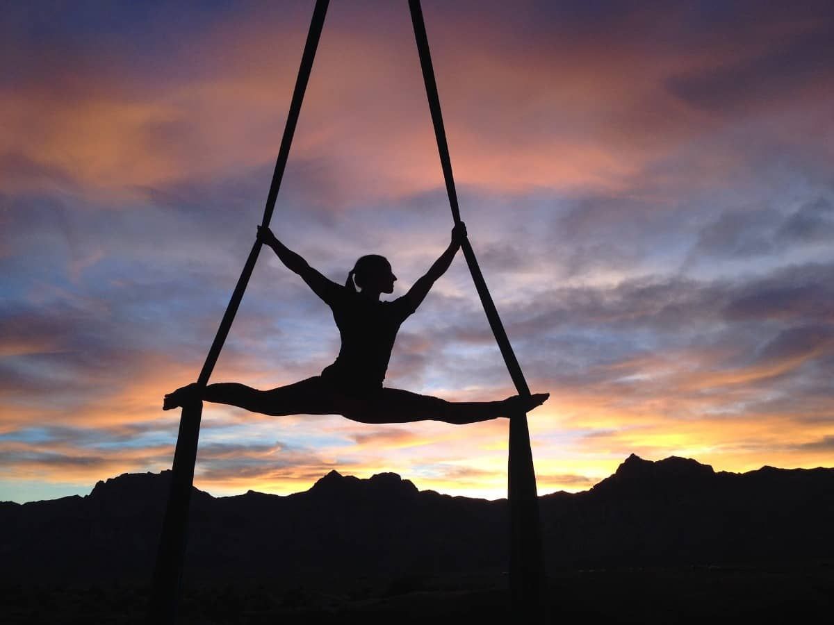 Circus classes for flexibility