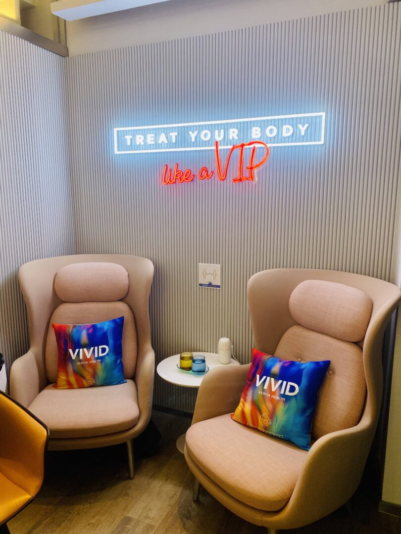 Vivid by Verita Review: Recover, Replenish, and Rejuvenate with IV Vitamin Drips • Vivid by Verita Review Treat your body like a VIP 1