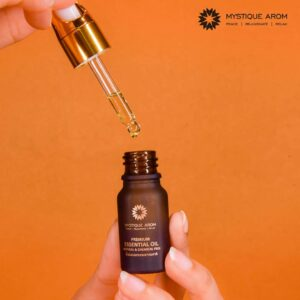 Pure Essential Oils by Mystique Arom