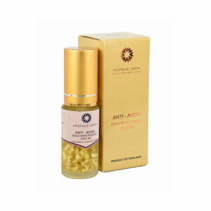 Anti-aging Gold Moisturizing Face Oil 20 ml by Mystique Arom
